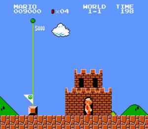 Super Mario Bros fête ses 25 bougies