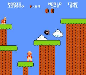 2. Super Mario Bros / NES : 40 240 000 unités