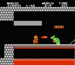 Oldies : Super Mario Bros.
