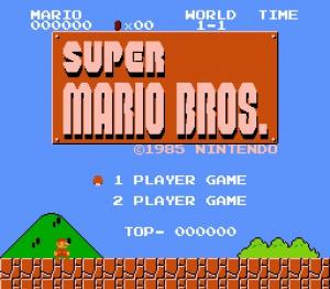 Oldies : Super Mario Bros.