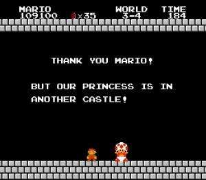 Un record en vidéo pour Super Mario Bros !