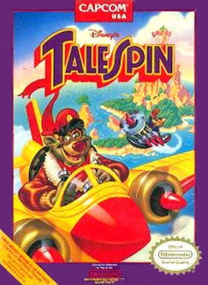 TaleSpin sur Nes