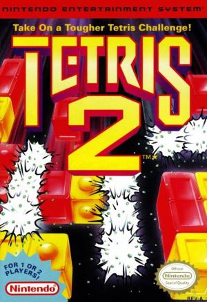 Tetris 2 sur Nes