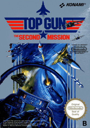 Top Gun : The Second Mission sur Nes