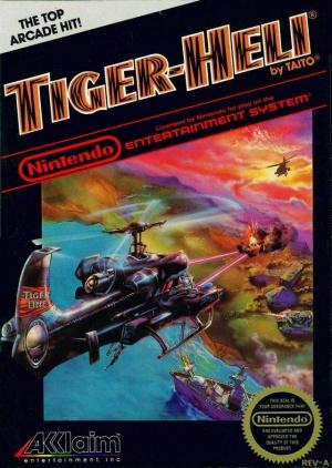 Tiger-Heli sur Nes