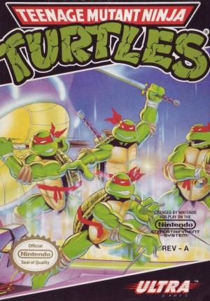 Teenage Mutant Ninja Turtles sur Nes