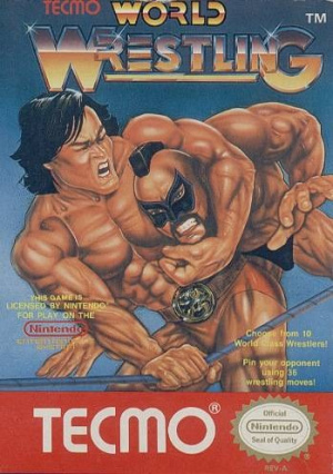 Tecmo World Wrestling sur Nes