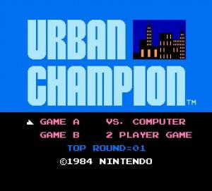 Oldies : Urban Champion, simpliste et redondant !