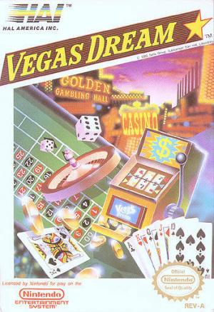 Vegas Dream sur Nes