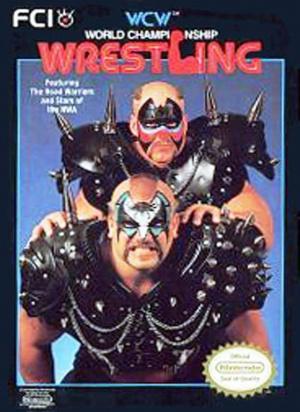 WCW : World Championship Wrestling sur Nes