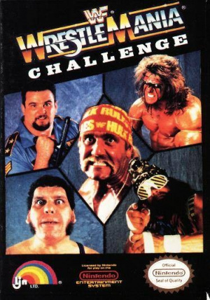WWF Wrestlemania Challenge sur Nes