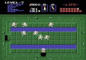 The Legend of Zelda - NES (Zelda no Densetsu - Famicom)