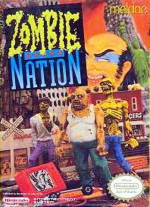 Zombie Nation sur Nes