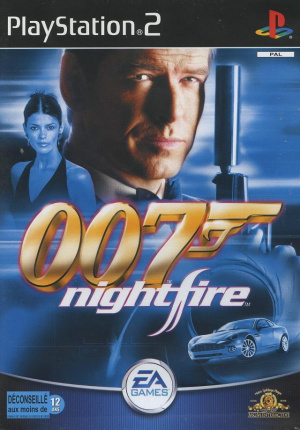 007 : Nightfire sur PS2