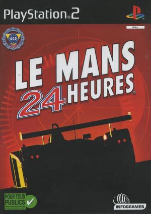Le Mans 24 Heures sur PS2