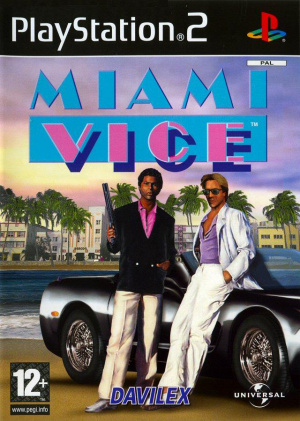 Miami Vice : 2 Flics à Miami sur PS2