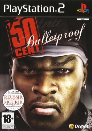 50 Cent : Bulletproof sur PS2
