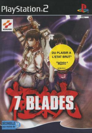 7 Blades sur PS2