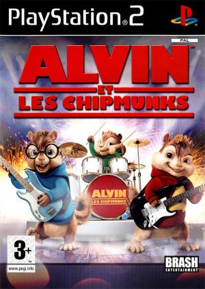 Alvin et les Chipmunks sur PS2