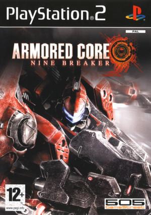 Armored Core : Nine Breaker sur PS2