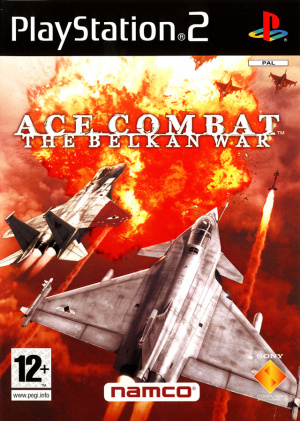 Ace Combat : The Belkan War sur PS2
