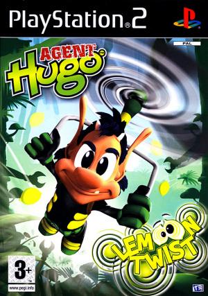 Agent Hugo : Lemoon Twist sur PS2