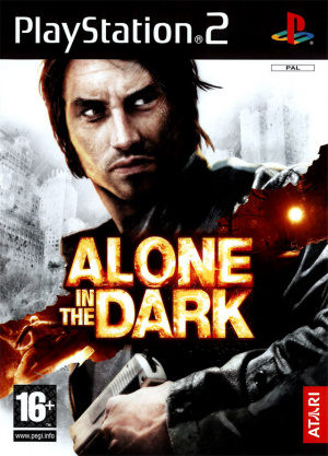 Alone in the Dark sur PS2