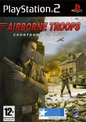 Airborne Troops sur PS2