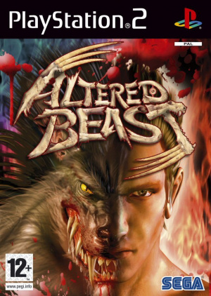 Altered Beast sur PS2
