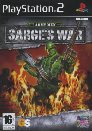 Army Men : Sarge's War sur PS2