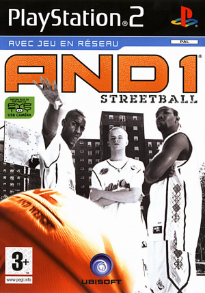 AND 1 Streetball sur PS2