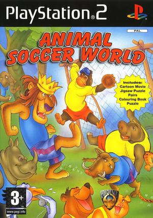 Animal Soccer World sur PS2