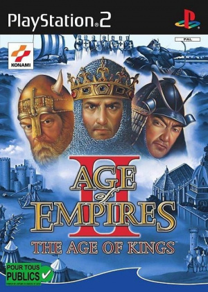 Age of Empires II : The Age of Kings sur PS2