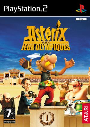 Astérix aux Jeux Olympiques sur PS2