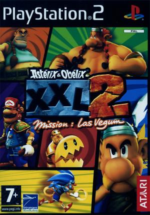 Astérix & Obélix XXL 2 : Mission Las Vegum sur PS2