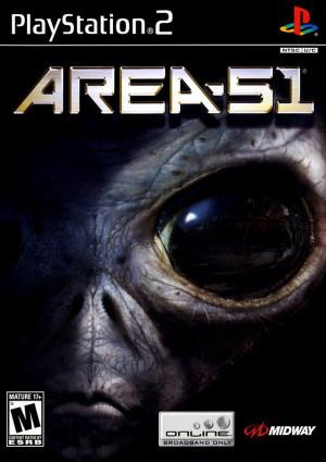 Area-51 sur PS2
