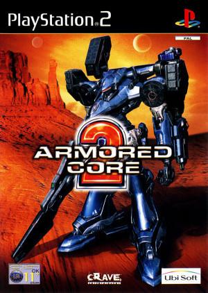 Armored Core 2 sur PS2