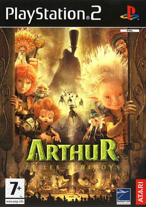 Arthur et les Minimoys sur PS2