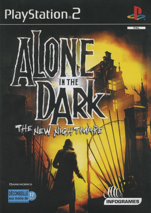 Alone in the Dark : The New Nightmare sur PS2
