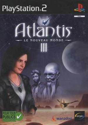 Atlantis III : Le Nouveau Monde sur PS2
