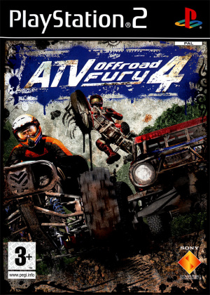 ATV Off Road Fury 4 sur PS2