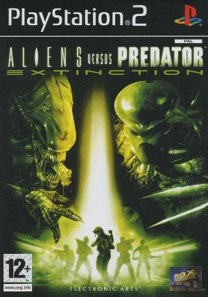Aliens versus Predator : Extinction sur PS2