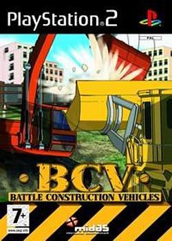 BCV : Battle Construction Vehicles sur PS2