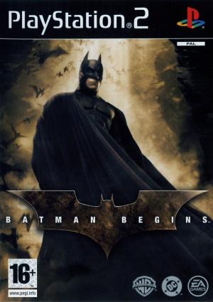 Batman Begins sur PS2
