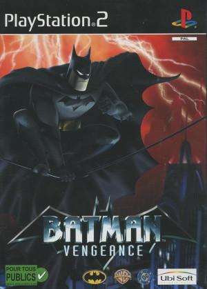 Batman Vengeance sur PS2