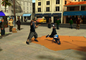 E3 : le break-dance en force