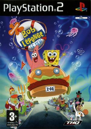 Bob l'Eponge : Le Film sur PS2