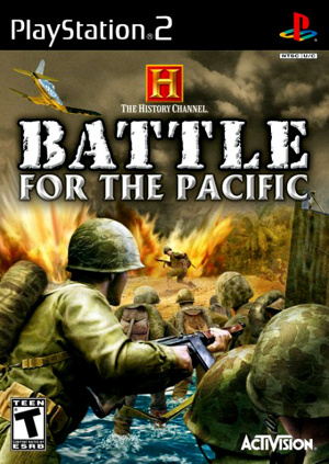 History Channel : Battle for the Pacific sur PS2