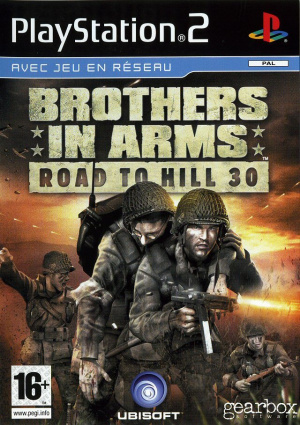 Brothers in Arms : Road to Hill 30 sur PS2