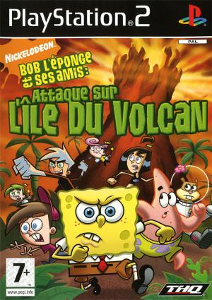 Bob l'Eponge et ses Amis : Attaque sur l'Ile du Volcan sur PS2